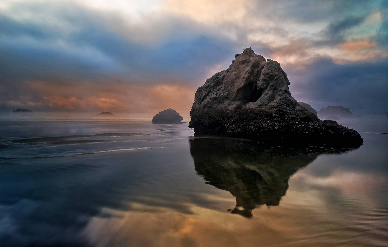 oregon coast by jack graham